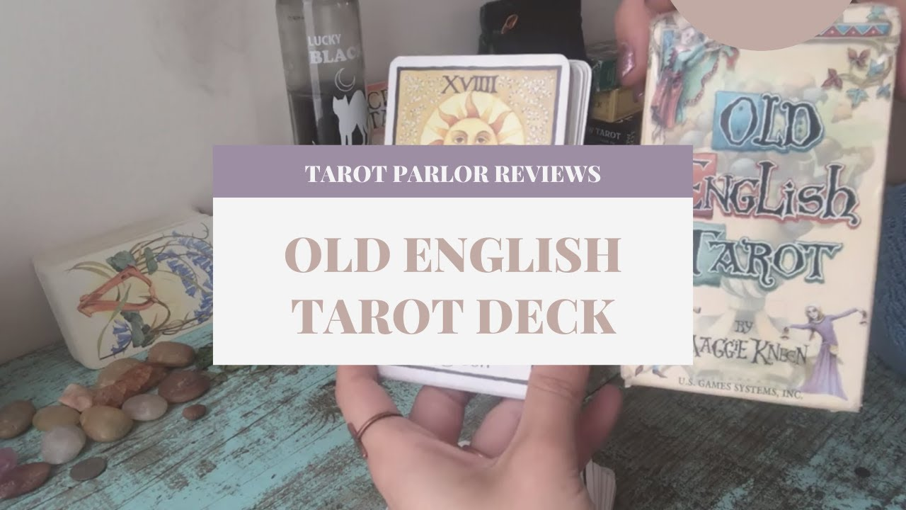 Old English Tarot Review - Video Review
