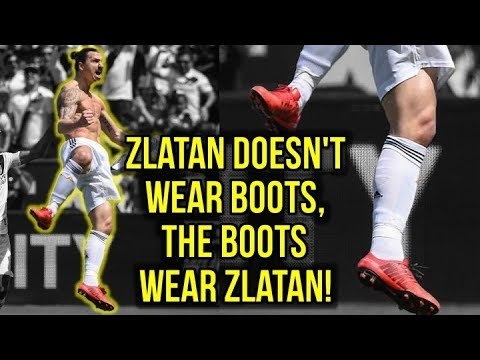 f96937b27dd3 WHY IS ZLATAN IBRAHIMOVIC STILL WEARING OLD NIKE MERCURIAL VAPORS ...