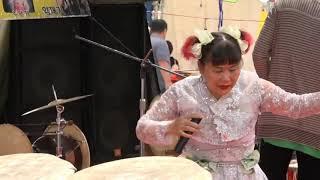 5월23일 음성 품바축제 양재기 품바 공연단 2부 순심…