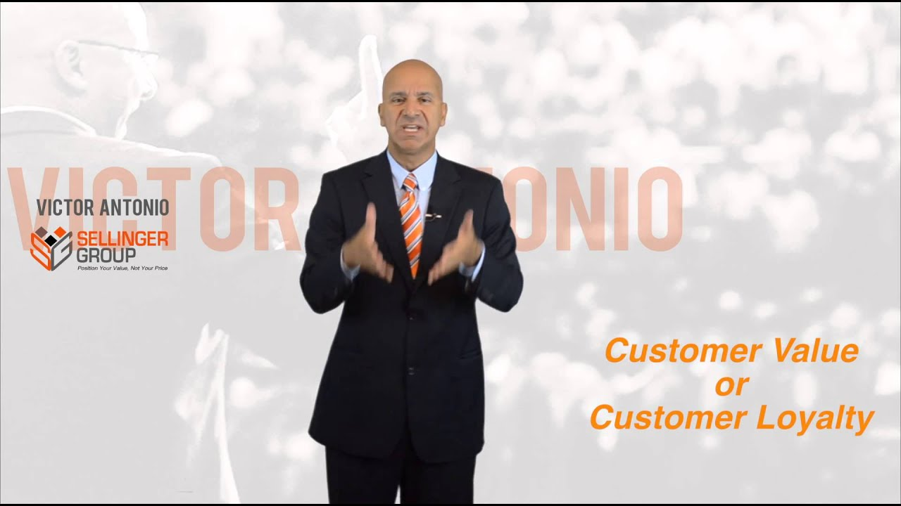 relationship selling and customer loyalty