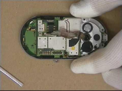 Motorola Aura disassembly