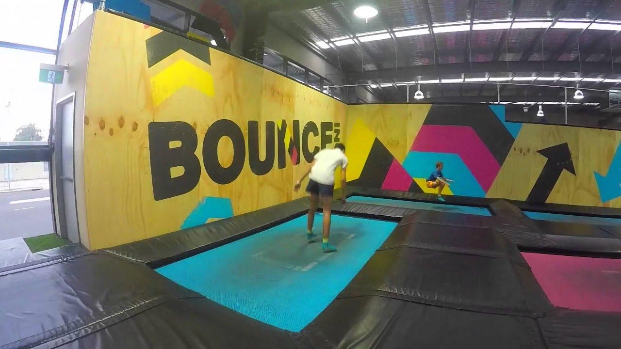 Bounce inc. Adelaide - YouTube