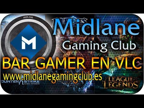 Midlane Gaming Club | Gaming pub in Valencia