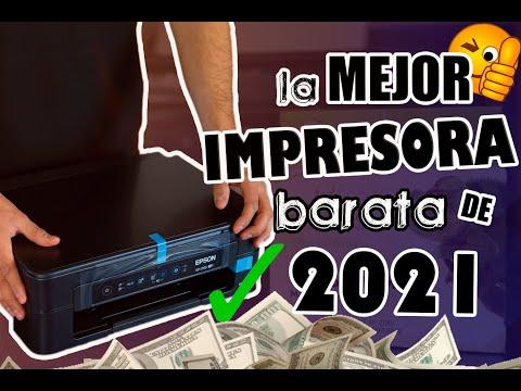 Mejor impresora barata del 2021: Epson XP-2100 o Expression home xp-2105 la impresora calidad precio