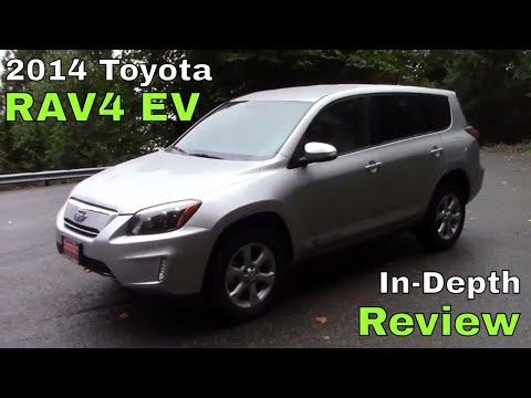 2014 Toyota RAV4 EV - Review