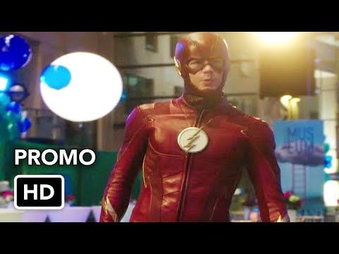 """The Flash 4x17 Promo """"Null and Annoyed"""" (HD) Season 4 Episode 17 Promo"""
