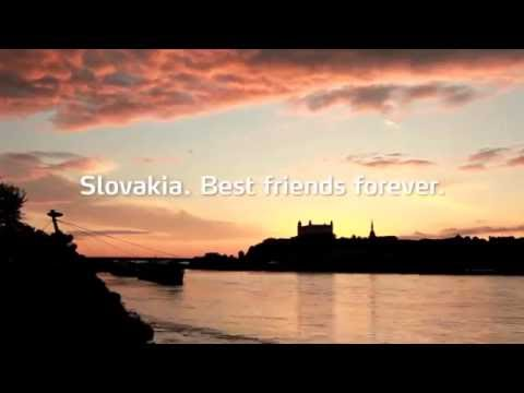 Slovakia. Best friends forever