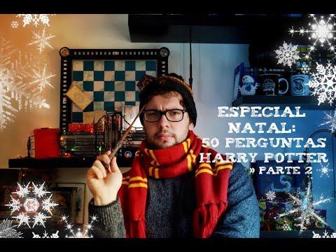 50 Perguntas Harry Potter  -  2 ESPECIAL NATAL