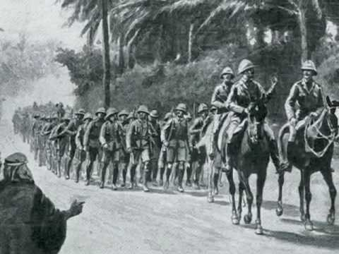 World War I in the Middle East 1
