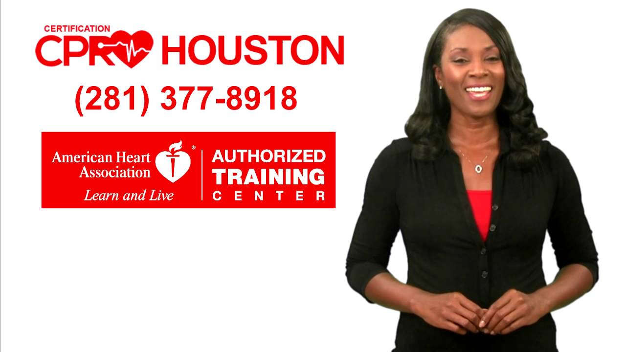 The Best Cpr Classes In Houston Cprcertificationhouston Youtube