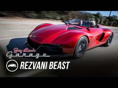 Jay Leno Thinks the Rezvani Beast Is the Future of Supercars