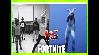 HOW TO FORTNITE DANCES IN REAL LIFE | 2019 | GAME MODE IN FORTNITE BATTLE ROYALE