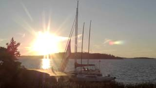Repeat youtube video Timelapse - Sunset @ Houtskär, Björkö