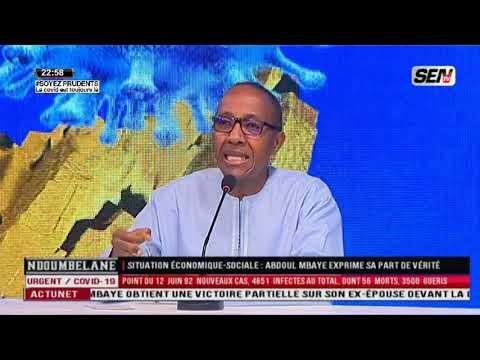 Abdoul Mbaye decrit les corruptions du régime de Macky