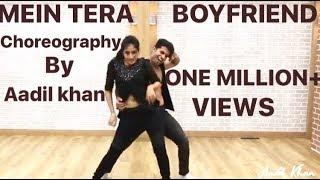 Main Tera Boyfriend Song | Shushant Singh Rajpoot  Kriti Sanon | Choreography Aadil Khan