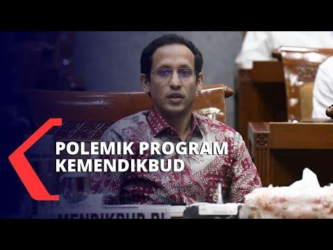 Polemik Program Nadiem Makarim: Muhammadiyah, Nu, Hingga Pgri Mundur