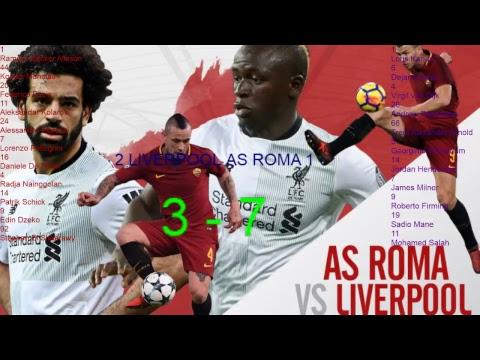 [LIVE] _ Radio | AS ROMA vs LIVERPOOL | Semi Final C1