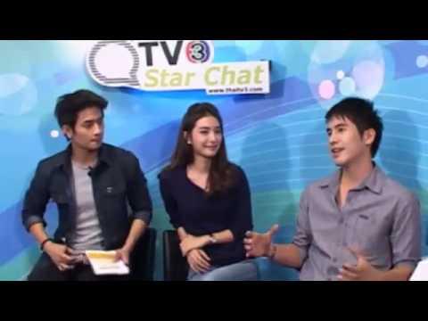 TV3 Starchat | สุภาพบุรุษจุฑาเทพ | คุณชายปวรรุจ