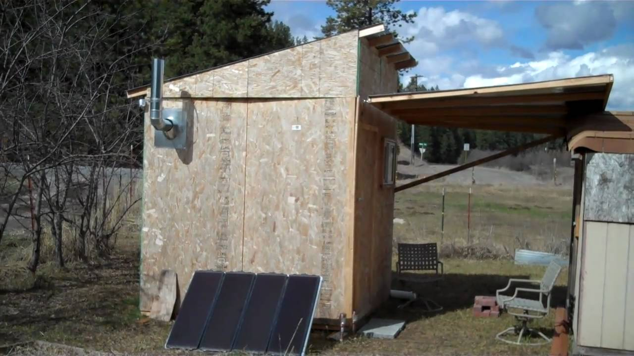 Building A Bug Out Shelter : Bug out survival shelter youtube