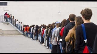 The Psychology of Waiting in Line