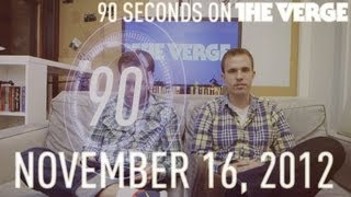 iPads, PlayStations, and more - 90 Seconds on The Verge_ Friday, November 16, 2012