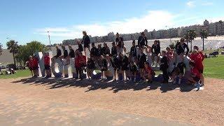U 17-Juniorinnen: Umzug nach Montevideo