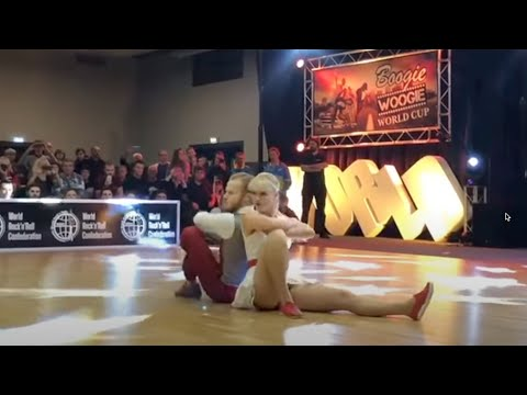1st Place Boogie Woogie World Cup Genova 2019 - Sondre & Tanya