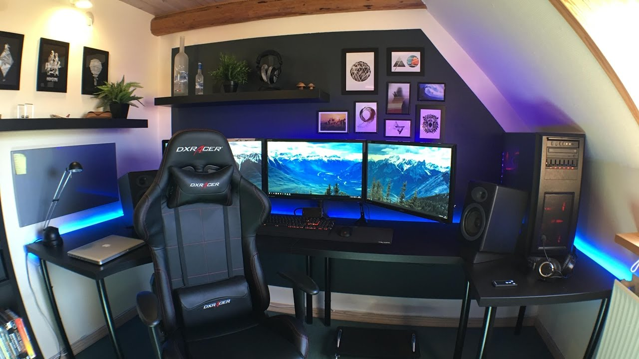 Most Expensive Gaming Room