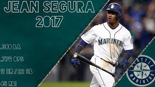 Jean Segura 2017 Highlights