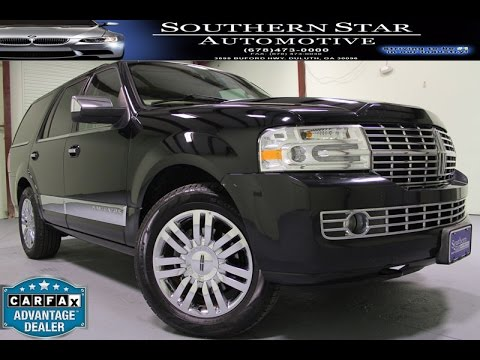 2007 lincoln navigator ultimate 4x4 youtube rh youtube com