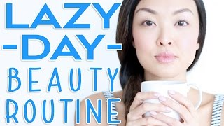 Lazy Day Beauty Routine | chiutips