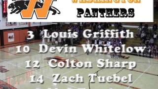 Canton Little Giants at Washington Panthers BBB 11816