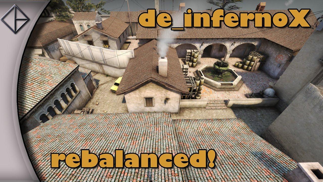 CSGO Inferno Map Remake u0026