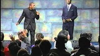 Lee Williams, Melvin Williams & Evangelist D. J. Renee on T. V.  Pt. 4