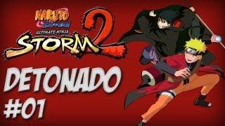 Naruto Shippuden Ultimate Ninja Storm 2, Detonado #01, Naruto Volta Para Casa - N i l l O 21.