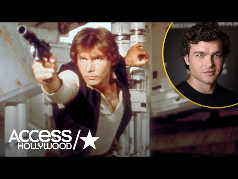 Han Solo 'Star Wars' Film Finally Reveals Its Title   Access Hollywood
