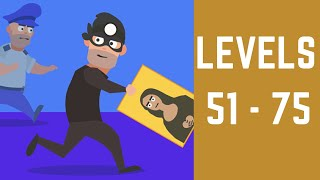 Master Thief Game Walkthrough Level 51-75
