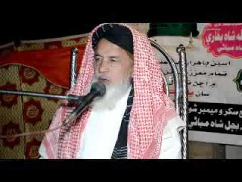 Molana Illahi Bux Tanwari--Shahadit Islam