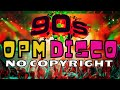 LUMANG TUGTUGIN | OPM DISCO | BUDOTS | LIVE STREAMING BACKGROUND NO COPYRIGHT