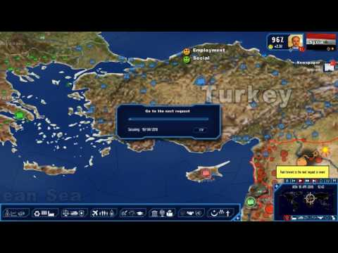 Geopolitical Simulator 4 - Power & Revolution - Türkiye #7