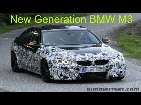 2020 BMW M3 New generation Review : Mileage and price