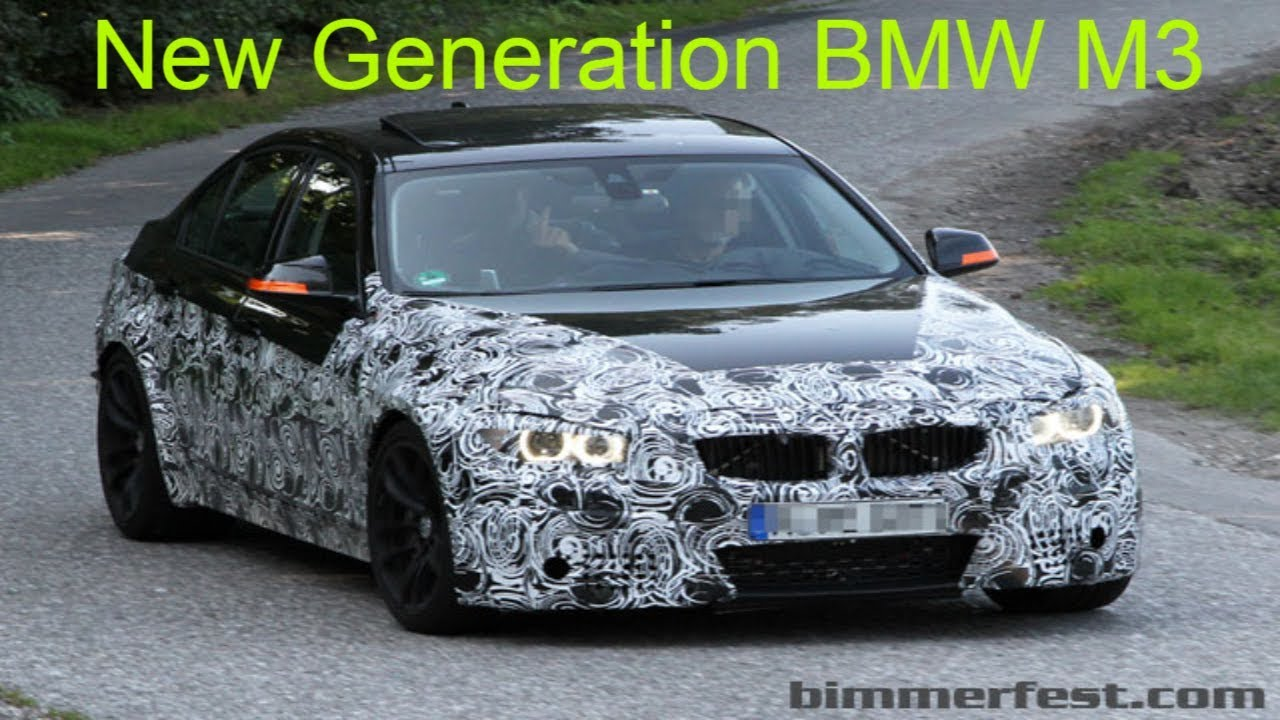 2020 bmw m3 new generation review mileage and price youtube rh youtube com