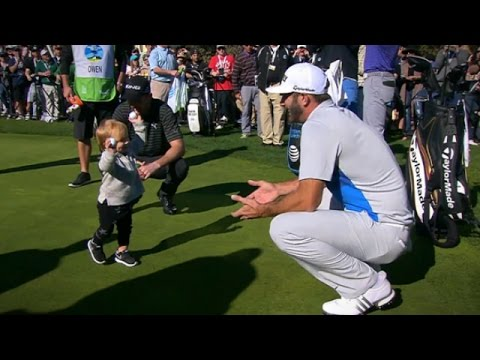 Stability key to Dustin Johnson's breakthrough