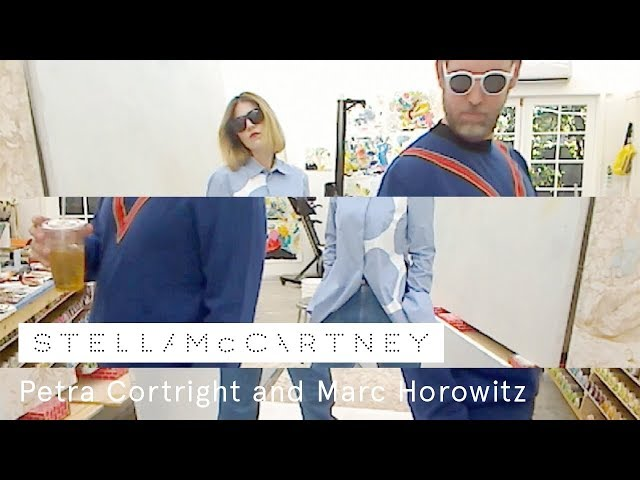 {{{ by Petra Cortright and Marc Horowitz for Stella McCartney's Double Act