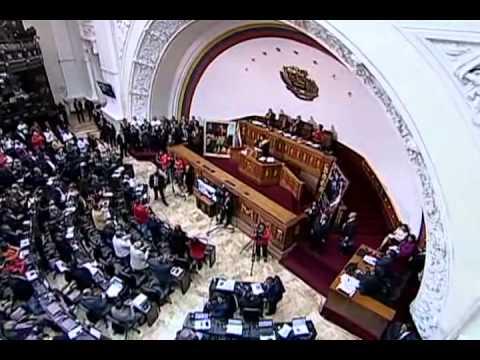 COMPLETO: Maduro solicita poderes especiales ante Asamblea Nacional tras sanciones de Obama