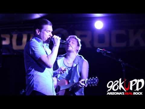 98KUPD Presents Shinedown  45 Acoustic