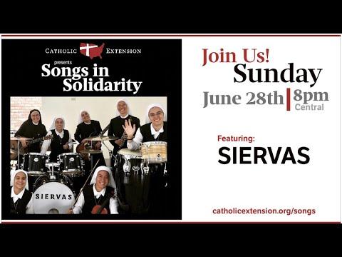 Songs in Solidarity: SIERVAS