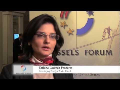 Brazil's Take on U.S.-EU Free Trade Negotiations