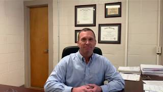 Cullman Today exclusive interview with Cullman Middle School Principal Lane Hill