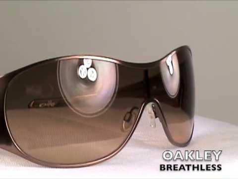 0bc5ec5326 Oakley Breathless Sunglasses - YouTube